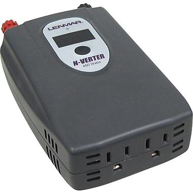 Lenmar N-Verter 400-450 Watt DC to AC Power Inverter