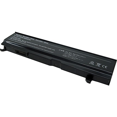 Lenmar Replacement Battery for Toshiba Satellite M40/M45/M50/M55 and Tecra A3/A4/A5/S2 (LBTSM55L)