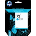 HP 72 Cyan Ink Cartridge (C9398A) 69ml