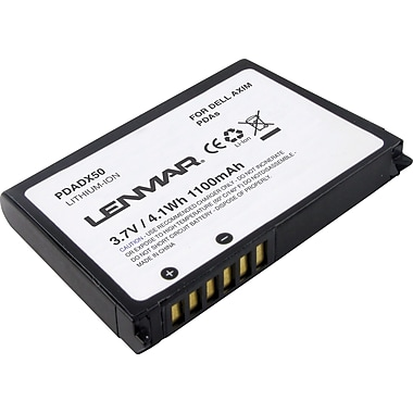 Lenmar Replacement Battery For Dell Axim X50/X50v (PDADX50)