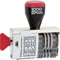 Cosco® 010180 Dial-N-Stamp, Conventional