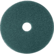 """3M™ Low-Speed Floor Pad, Cleaning Pad 5300, Blue, 20"""", 5/Ct"""