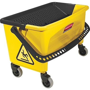 Rubbermaid HYGEN™ Press Wring Bucket