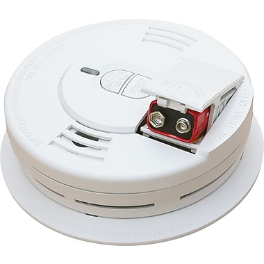 Kidde  Smoke Alarm with Smart Hush