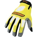 Ironclad® I-Viz Reflective Gloves, X-Large, Yellow