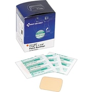 "First Aid™ Patch Plastic Bandages, SmartCompliance™ Refill, 1 1/2"" x 1 1/2"", 10/Box"