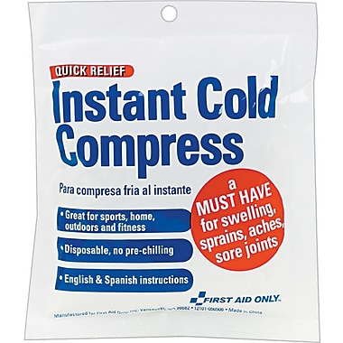 First Aid Only™ Cold Compress, SmartCompliance™ Refill