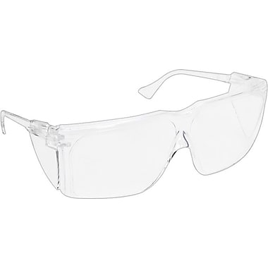 3M ANSI Z87.1 Tour-Guard® III Safety Glasses, Clear, 20/Box
