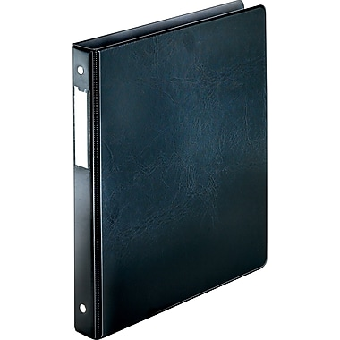 1in. Cardinal® EasyOpen® Binder with Locking Round-Rings, Black