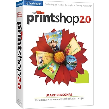 The Print Shop 2.0 [Boxed]