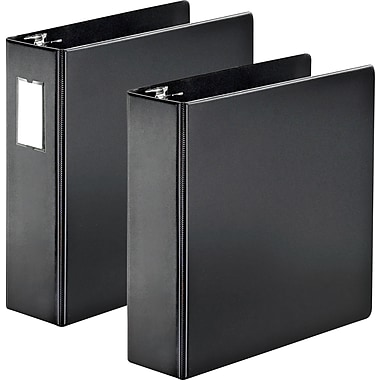 4in. Cardinal® SuperStrength™ Binders with Locking Slant-D® Rings
