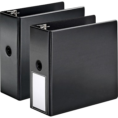 3in. Cardinal® SuperStrength™ Binders with Locking Slant-D® Rings