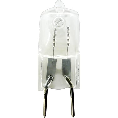 20 Watt Bulbrite T-4 JCD Halogen Bulb, Clear