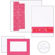 Great Papers® Fuchsia Band Invitation and Note Card kit