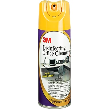 3M™ Disinfecting Office Cleaner Spray, 12.35 oz.