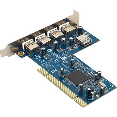 Staples USB 2.0 5-port PCI Card