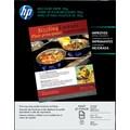 HP Professional Inkjet Brochure Paper, 8 1/2in. x 11in., Glossy, 150/Pack