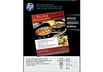 HP Professional Inkjet Brochure Paper 08 1/2' x 11' Glossy finish 150/Pack (Q1987A)