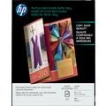 HP Inkjet Tri-Fold Brochure Paper, Matte Finish