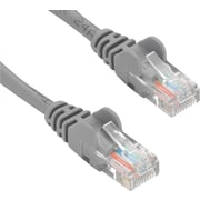 Staples 14' CAT5e Patch Cable - Gray