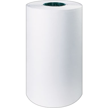 Staples 40 lb. Butcher Paper Roll, 15in. x 1000'