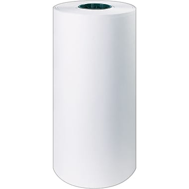 Staples® Butcher Paper, 18in. x 1,000', 40#, 1 Roll
