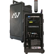 Amplivox Digital Audio Travel Partner with Remote Control