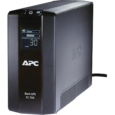 APC Back-UPS® RS 700VA 6-Outlet Power-Saving UPS