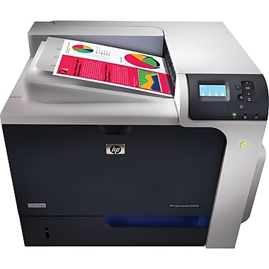 HP® Color LaserJet CP4525dn Printer