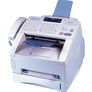 Brother IntelliFAX Laser Plain-Paper Fax Machine (4750e)