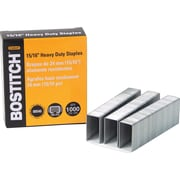 Stanley Bostitch® Heavy-Duty Premium Staples, 15/16