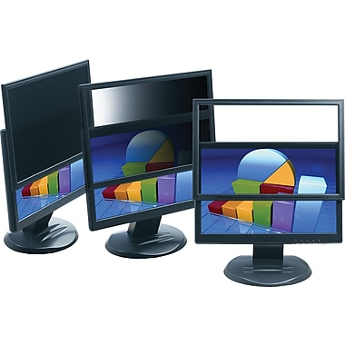 3M LCD Monitor 21.5in. - 22.0in. Widescreen Lightweight Framed Privacy Computer Filter