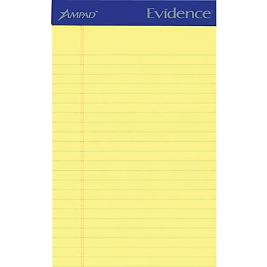 Ampad® Writing Pad, 5