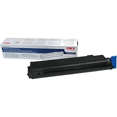 Okidata Black Toner Cartridge (43979101)