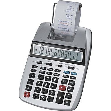 Canon 1904B001AA P23-DH V Printing Calculator