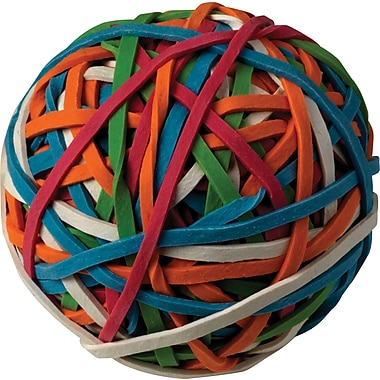 Staples® Rubber Band Balls