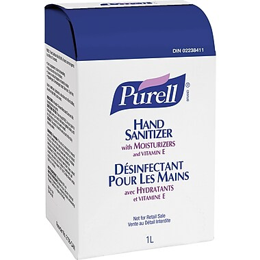 Purell® Hand Sanitizer Refill, 1 L
