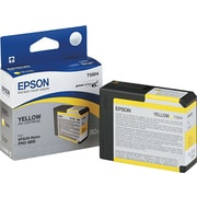 Epson 580 80ml Yellow Ink Cartridge (T580400)