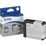 Epson 580 80ml Light Black Ink Cartridge (T580700)