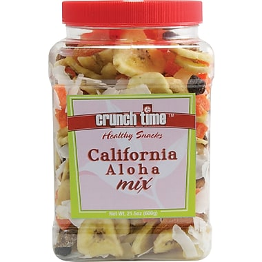 Crunch Time California Aloha Trail Mix, 21.5 oz.