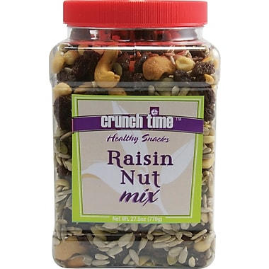 Crunch Time Raisin Nut Trail Mix, 27.5 oz.