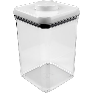 Oxo Good Grips™ Pop Container, Square, 4-Quart