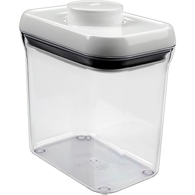 Oxo Good Grips™ Pop Containers, Rectangular, 1.5-Quart