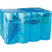 Angel Soft® 100% Recycled ps Compact Coreless Bath Tissue Rolls, 2-Ply, 36 Rolls/Case