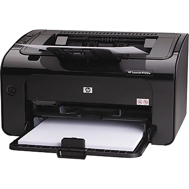 hp laserjet pro p1102w mono laser single type printer ce658abgj
