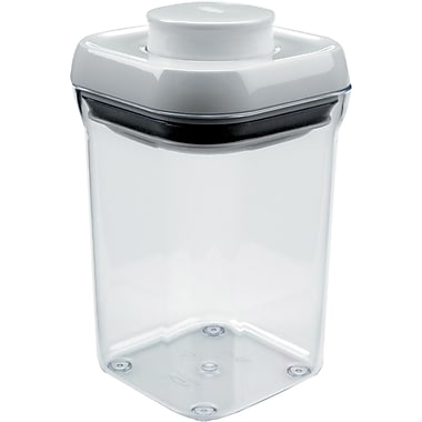 Oxo Good Grips™ Pop Container, Square, .9-Quart