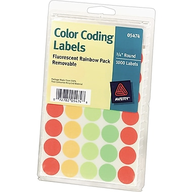 Staples Color Printing