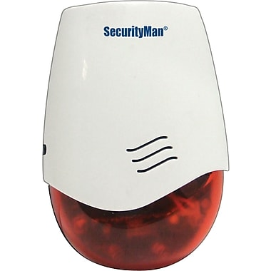 SecurityMan® SM-103W Wireless Indoor Siren for Air-Alarm System