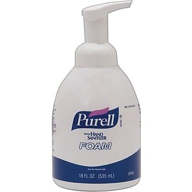 Purell® Instant Hand Sanitizer, Foam, 18 oz.
