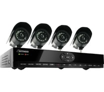 Surveillance & Security Cameras